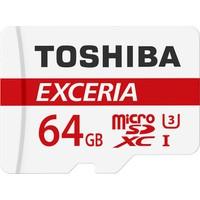 Toshiba 64Gb 90Mb/Sn Microsdxc™ Uhs-1 U3 Excerıa Thn-M302r0640ea