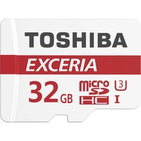 Toshıba 32Gb 90Mb/Sn Microsdhc™ Uhs-1 U3 Excerıa Thn-M302r0320ea