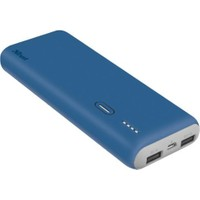 Trust Urban Powerbank 10000 mAh - Mavi Slim