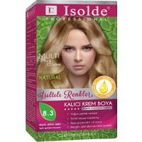 Zigavus Isolde Saç Boyası 8.3 Açık Altın Sarı