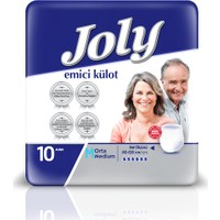 Joly Emici Külot Medium 10'lu