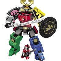 Mega Bloks Power Rangers Samurai Megazord