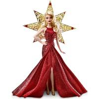 Barbie 2017 Mutlu Yıllar Bebeği Sarışın DYX39