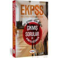 E-Kpss Genel Yetenek- Genel Kültür Çıkmış Sorular