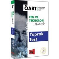 Yargı Yayınları Öabt Einstein Fen Ve Teknoloji Öğretmenliği Yaprak Test