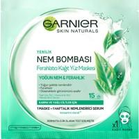 Garnier Nem Bombası Ferahlatıcı Kağıt Maske 32GR