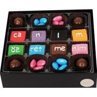 ChocChic Canım Öğretmenim Şekerli Çikolata