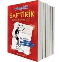 Saftirik Greg'in Günlüğü Kitap Seti (13 Kitap) - Jeff Kinney