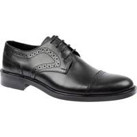 Shalin Hakiki Deri Erkek Ayakkabı Dtc 125 Siyah