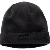 Jack Wolfskin Castle Rock Şapka 1906701 / Black