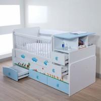 Dessenti Miray Bebek Odası Büyüyen Beşik
