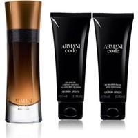 Giorgio Armani Code Profumo Edp 110 Ml + 75 Ml Duş Jeli + 75 Ml Aftershave Balm