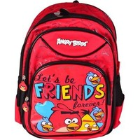 Angry Birds Okul Çantası