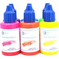 Armor Art Neon Epoksi Pigment 6'lı Set