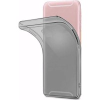 Case Man Sony Xpeira XZ1 Silikon Kılıf 0.2mm Ultra İnce Koruma + Nano Cam + Ekran Bakım Kiti