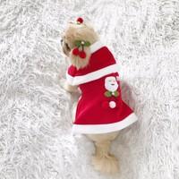 Kemique Santa Elbisesi Noel By