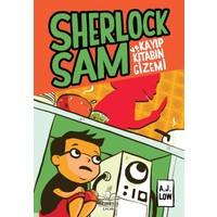 Sherlock Sam Ve Kayıp Kitabın Gizemi (Ciltli)