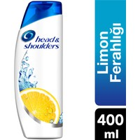Head&Shoulders Şampuan Limon Ferahlığı 400 ml