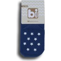 Bibaby 68111 Kaydırmaz Taban Bebek Çorabı