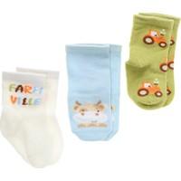 Step 1838 Soket Bebek Çorabı