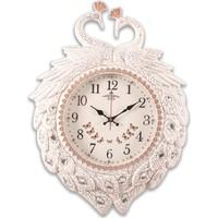 Rikon Kuğu Model Dekoratif Duvar Saati 45X60cm