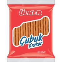 Ülker Sade Çubuk Kraker 36x30 gr