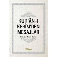 Kuran-I Kerimden Mesajlar (Ciltli)