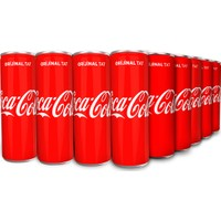 Coca-Cola 250 ml Kutu 24'lü