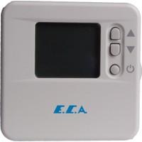 E.C.A DT90 Kablolu Oda Termostatı-DT90B1019