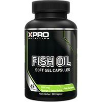 Xpro Fish Oil 90 Kapsül