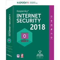 Kaspersky İnternet Security 2018 1 Bilgisayar 1 Yıl
