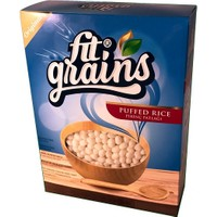 Fit Grains Puffed Rice (300 Gr)