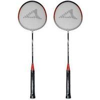 Lev Bowang 2 Adet Badminton Raketi Top Ve Çanta