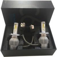 Replax C6 H4 Led Xenon Yeni Teknoloji 4200 Lümen Şimşek Etkili 6000K Beyaz