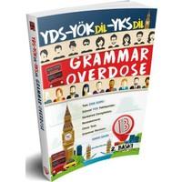 Yds Yökdil Yksdil Grammar Overdose Benim Hocam Yayınları