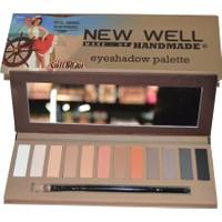 New Well Handmade Serisi Eyeshadow Palette (Maria)