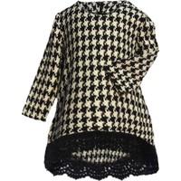 Shecco&Babba Kız Bebek Kışlık Elbise Tasarım Ürün