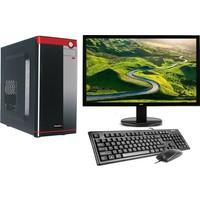 "Gamyx GMX5016 Intel Core i5 650 8GB 500GB Freedos 21.5"" Masaüstü Bilgisayar"