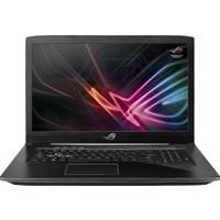 """Asus ROG GL703VM-GC035 Intel i7 7700HQ 16GB 1TB + 256GB SSD GTX1060 Freedos 17.3"""" FHD 60 Hz Taşınabilir Bilgisayar"""
