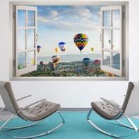 DekorLoft Pencere Sticker 120x85 cm PNC558