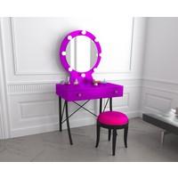 Işıklı Makyaj Masası