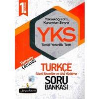 Beyaz Kalem Yks 1.Oturum Tyt Türkçe Tamamı Çözümlü Soru Bankası
