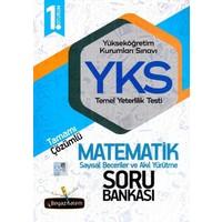 Beyaz Kalem Yks 1.Oturum Tyt Matematik Tamamı Çözümlü Soru Bankası