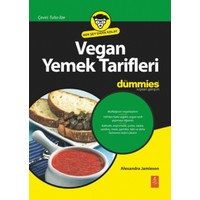 Vegan Yemek Tarifleri For Dummies- Vegan Cooking For Dummies