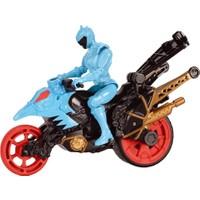 Power Rangers Dino Super Charge Akrobasi Motosikleti