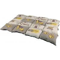 Trixie Köpek Yastığı Ve Yatağı 100X70Cm Kahve/Bej