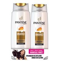 Pantene Şampuan Onarıcı ve Koruyucu Bakım 550 ml + 360 ml