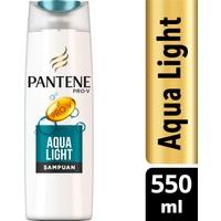 Pantene Şampuan Aqualight 550 ml