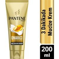 Pantene 3 Minute Miracle Saç Bakım Kremi Onarıcı ve Koruyucu Bakım 200 ml