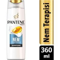 Pantene Şampuan Nem Terapisi 360 ml